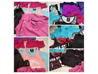 Ladies gym / workout tops