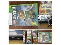 Xbox 360s 250gb with kinect