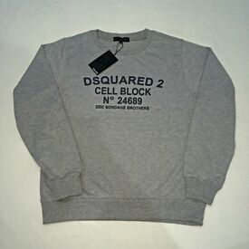 DSQUARED 2 SWEATSHIRT (Brandnew )