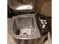 Silver morphy richards fastbake breadmaker