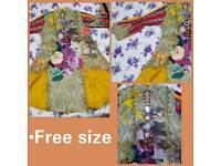 Asian pakistani clothes/Sitched kurty
