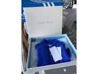 Ralph Lauren Blue Polo Shirt