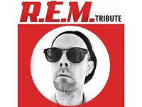 ** REM Tribute Act Seeks Peter Buck Guitarist