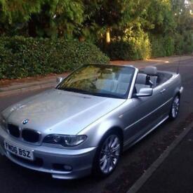 BMW e46 MSPORT 320d CONVERTIBLE