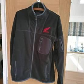 Honda fleece jacket