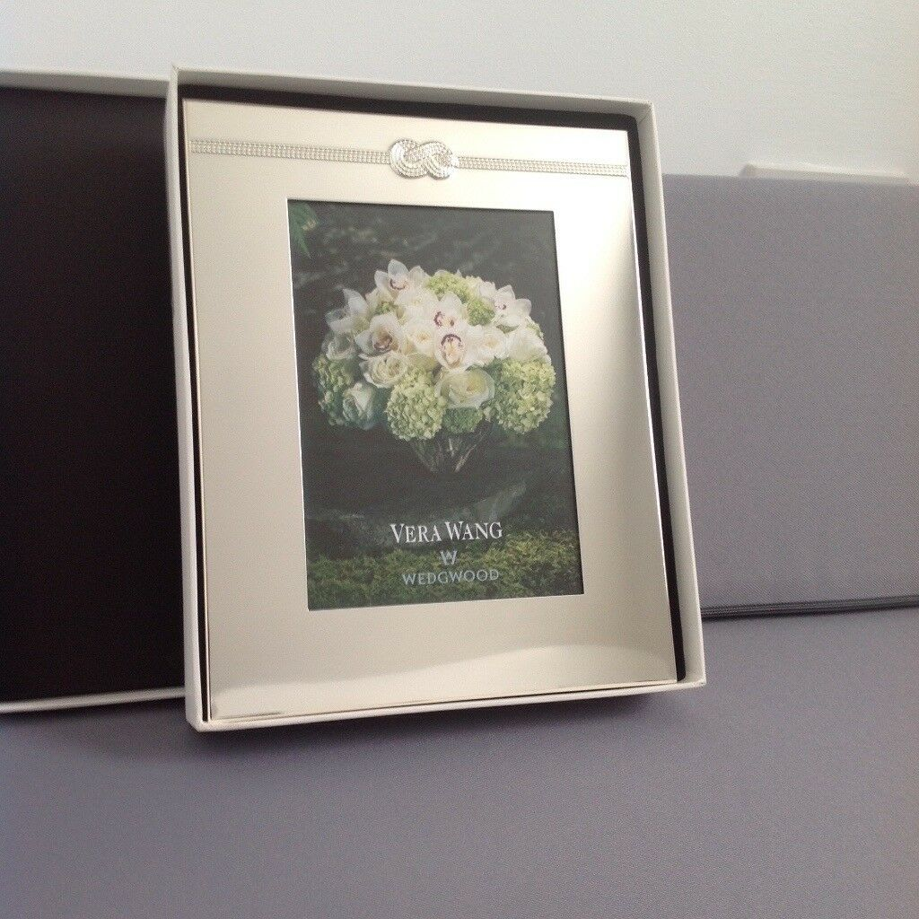 Vera Wang Wedgwood Photo Frame In Minster On Sea Kent Gumtree