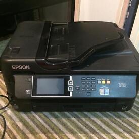 Epsom WF-7610 A4 & A3 Printer