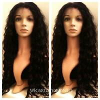 Human Hair Lace Front Wig: Easter Sale!!!