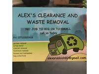 Alex's clearance and waste removal