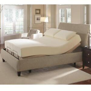 Coaster Foundations Premier Bedding Pinnacle Adjustable Bed Base ( TwinL, Queen, & E-King  or Cal King )