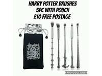 Harry Potter 5pc Brush Set