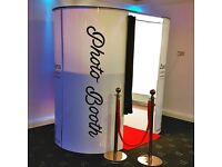Deluxe Photo Booth Hire, Candy Table, Bouncy Castle and More