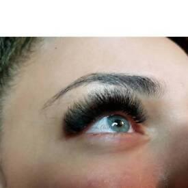 Individual Eyelash Extension ls28 Shellac