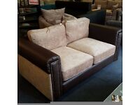 Dragon 3 seater and 2 seater sofa