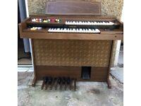 YAMAHA ELECTONE Piano, Model A-55 , SER.NO. 1330
