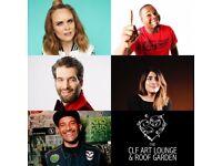 CLF ART LAUGHTER LOUNGE COMEDY PECKHAM : JOANNE MCNALLY , MARLON DAVIS, CELYA AB & MORE