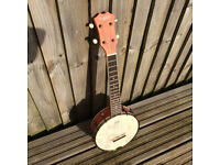 Concert banjolele - Countryman DUB2 by Hohner - as new