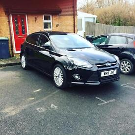 Ford Focus 1.6 ti-vct Petrol 125bhp