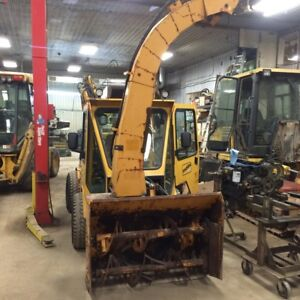 4' Trackless Vehicles MT5 - Snow Blade/Plow - Trac