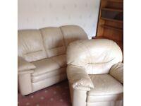 Sofa & Chair .