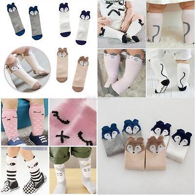 Lots Baby Boy Girl Cartoon Cotton Socks NewBorn Infant Toddler Socks 0-4years