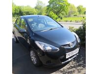 Mazda 2 (09) 1.3 5dr. Full service history. 1 previous owner. Petrol. Good condition for age.