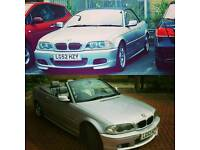 BMW 330CI M SPORT AUTO 2DR