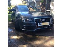 Audi A4 Estate 3TDI Quattro, top of the range leather, update sat nav maps, cruise, heated seats etc