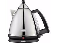 New De'Longhi Stainless Steel Kettle