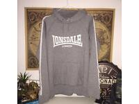 Lonsdale hoodie - size 12