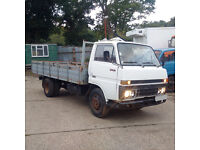 Left hand drive Toyota Dyna 300 6 tyres 3.5 Ton truck. On 6 studs.