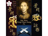 WING CHUN KUNG FU - CHEAM