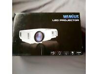 HD Portable Mini Projector