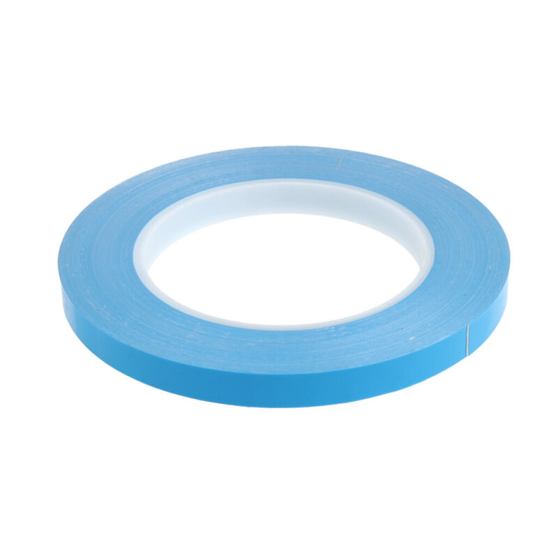 Thermal Adhesive Tape Double Side Tapes Cooling Pad Apply to Laptop Heatsinks