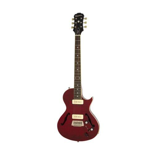 Epiphone Blueshawk Deluxe Electric Guitar, Wine Red