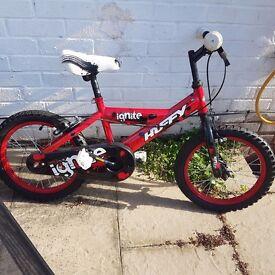 Huffy 16 inch kids bike