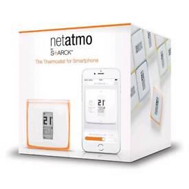 Netatmo Smart Thermostat for Boiler BRAND NEW