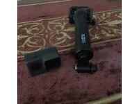 GoPro Hero 5 Black & 3-Way Mount
