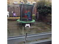 6foot trampoline