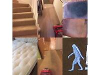 Bigfoot Carpet & Upholstery Cleaning