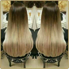 Hairdresser since 1987 Fenwick Newcastle. Trained in 4 extension methods