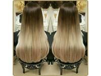 Quality hair extensions 100% human hair