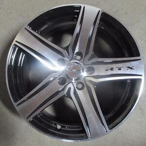 "NEW 16"" CUSTOM RTX RIMS / WHEELS UNIVERSAL BOLT PATTERNS: 4X100, 4X114.3, 5X100"