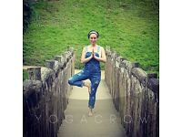 FREE Hatha Yoga Classes with YogaCrow UK