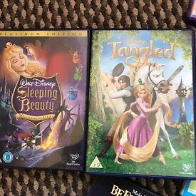 Disney DVD