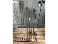 Ladies Golf Clubs-half set
