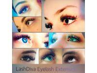 Eyelash Extension Leeds from £30*August offer £5 off on a new full set*