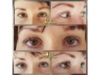 LASH LIFT +TINT, available other treatments at affordable prices.
