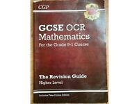 GCSE OCR Mathematics revision guide.