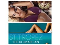 St Tropez and Crazy Angle tans🌞Express inails from £10 💅🏼